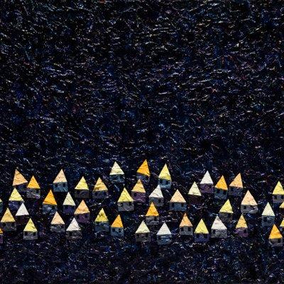 [A0980-0008] 땅 위에도 별이 많다.