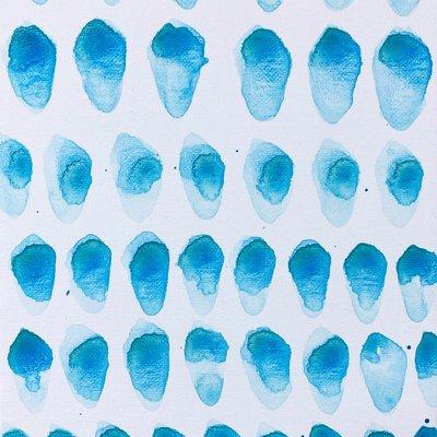 [A0986-0063] 시. blue dot