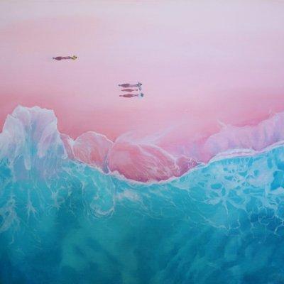 [A1000-0008] Pink Beach (3)