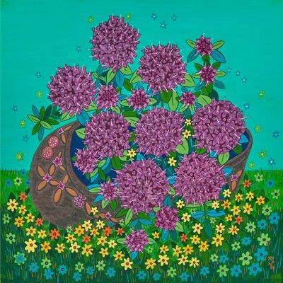[A1005-0048] 꽃신
