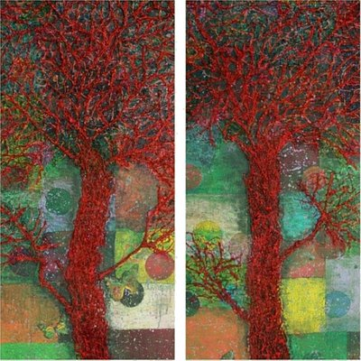 [A1006-0022] 시간의 연속성 - 물푸레나무