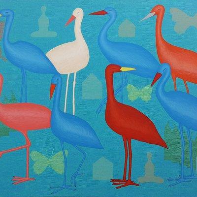 [A1016-0007] 자연-개체의 본질-bird8