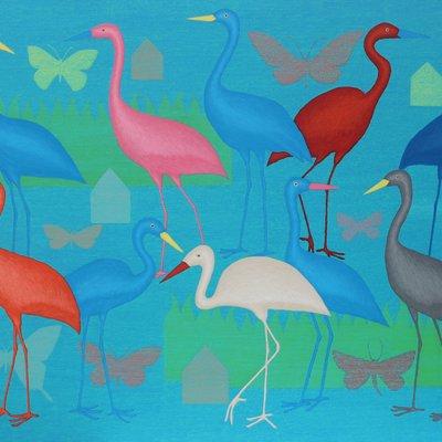 [A1016-0009] 자연-개체의 본질-bird