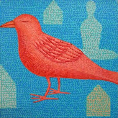 [A1016-0021] 자연-명상-bird