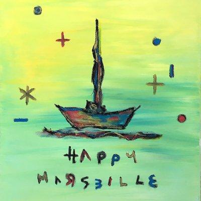 [A1019-0014] Happy Marseille