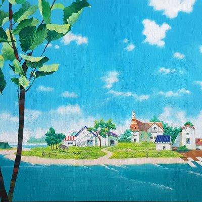 [A1026-0019] 그 섬에 가고 싶다