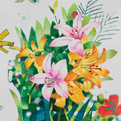 [A1026-0027] A Nice Time(Nari Flower)