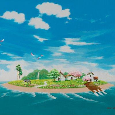 [A1026-0033] 그 섬에 가고 싶다