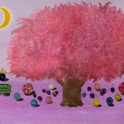 [A1041-0002] 체리나무 사랑