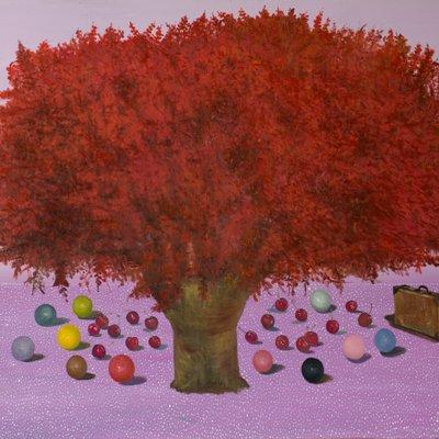 [A1041-0003] 체리나무 사랑 2