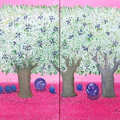 [A1041-0030] 이팝나무-영원한 천국