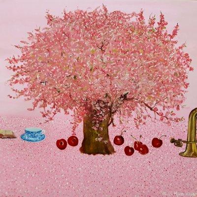 [A1041-0042] 체리나무의 사랑