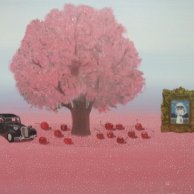 [A1041-0050] 배롱나무의 꿈
