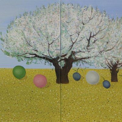 [A1041-0051] 노마드-이팝나무