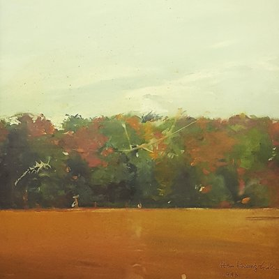 [A1041-0075] 이국적 풍경 - 가을