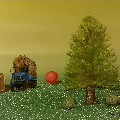 [A1041-0085] 철학자의 나무