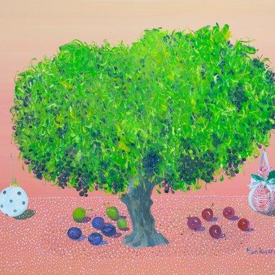 [A1041-0103] 사랑의 포도나무