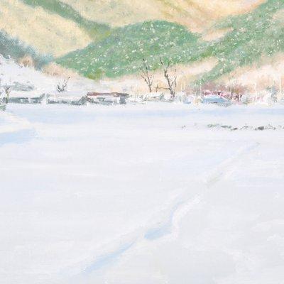 [A1044-0011] 상옥의 겨울2