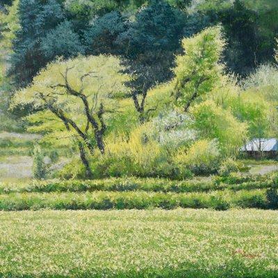 [A1044-0020] 달산의 봄