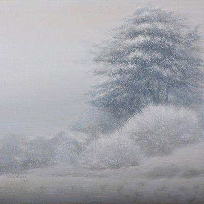 [A1044-0057] 눈오던 날