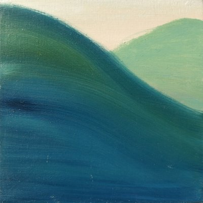 [A1048-0001] 물-산 시리즈_water-mountain series
