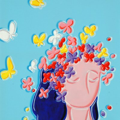 [A1050-0064] FunnyFunny 11 - The Butterfly Dream3