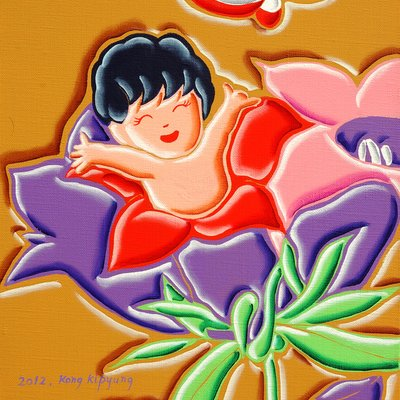 [A1050-0135] FunnyFunny11- 호접몽(The Butterfly Dream)20