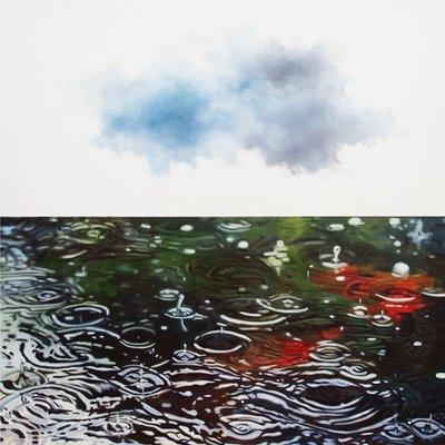 [A1058-0035] Made in Nature- Cloud & Rain