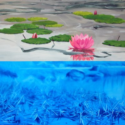 [A1058-0040] Made in Nature-Lotus