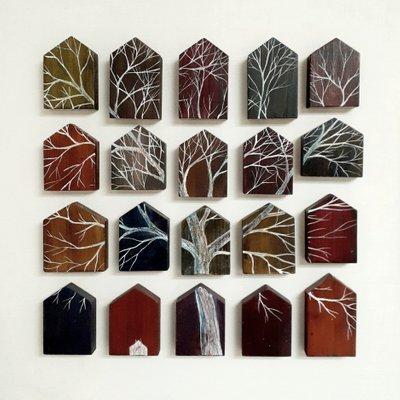 [A1059-0006] 너무 집, 나무 집