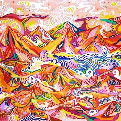 [A1068-0017] mountains