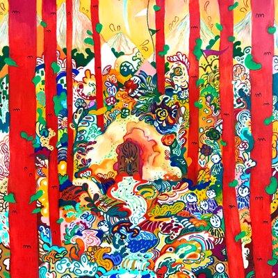 [A1068-0034] 붉은 숲에서의 장례식