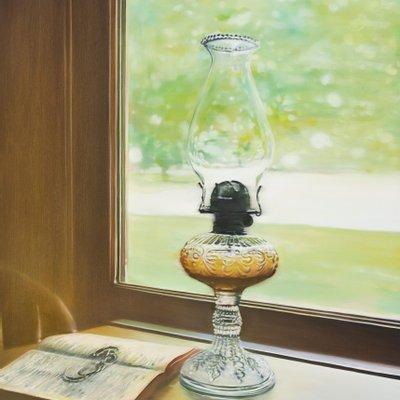 [A1069-0105] 램프의 아침 The Morning of a Lamp
