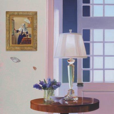 [A1069-0122] 한낮에 램프 A Lamp at Midday