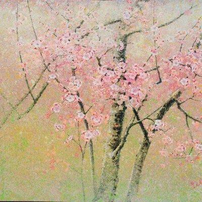 [A1073-0069] 화사한 봄 날