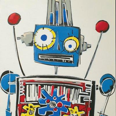 [A1081-0027] Robot series 03