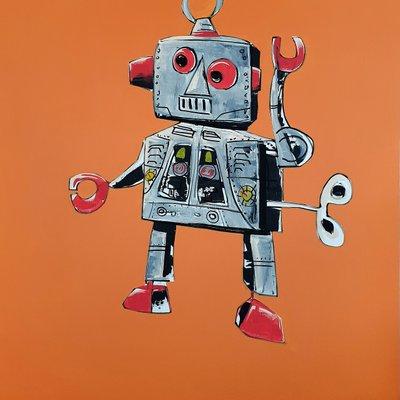 [A1081-0045] Space robot