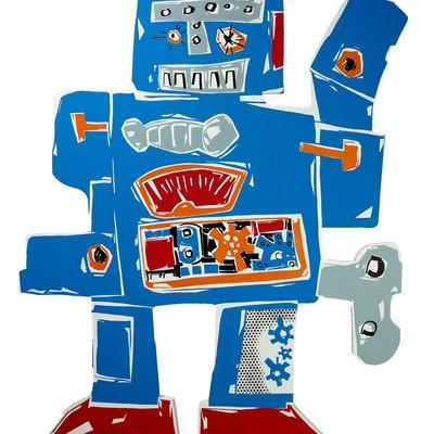 [A1081-0076] Broken robot