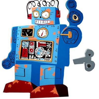 [A1081-0079] Rusty robot