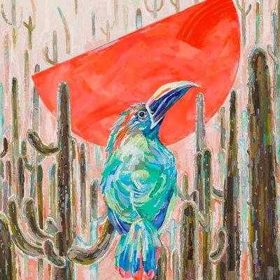 [A1084-0004] The bird in Shambhala