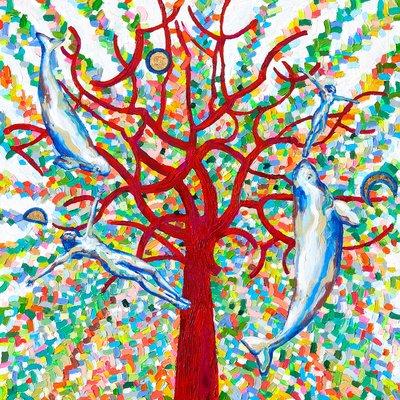 [A1084-0011] The mid-world tree