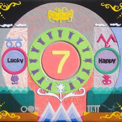 [A1085-0054] Lucky-4