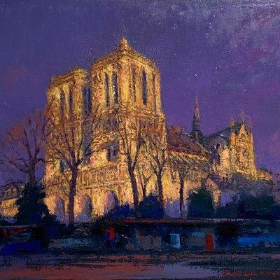 [A1101-0098] 역사의 빛-Paris