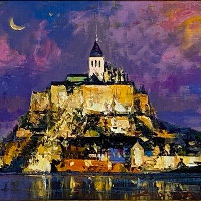 [A1101-0106] 역사의 빛-몽생미셸