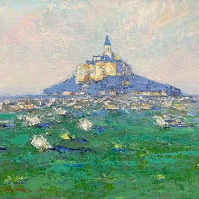 [A1101-0131] 평화-몽생미셸