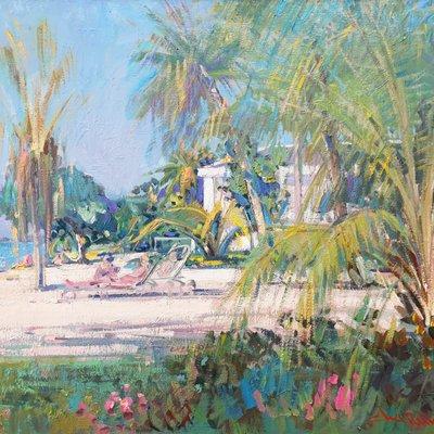 [A1101-0260] 카리브의 추억-St.Lucia