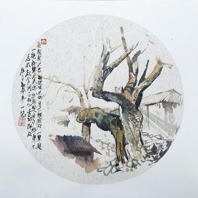 [A1101-0287] 밤나무-황둔리