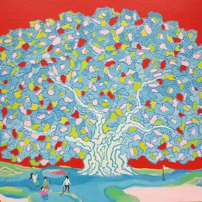 [A1123-0006] 왕버드나무(king tree)5