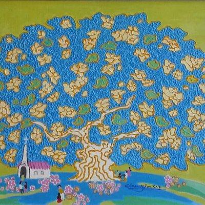 [A1123-0015] 왕버드나무(king tree)16