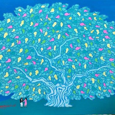 [A1123-0024] 왕버드나무21(king tree)